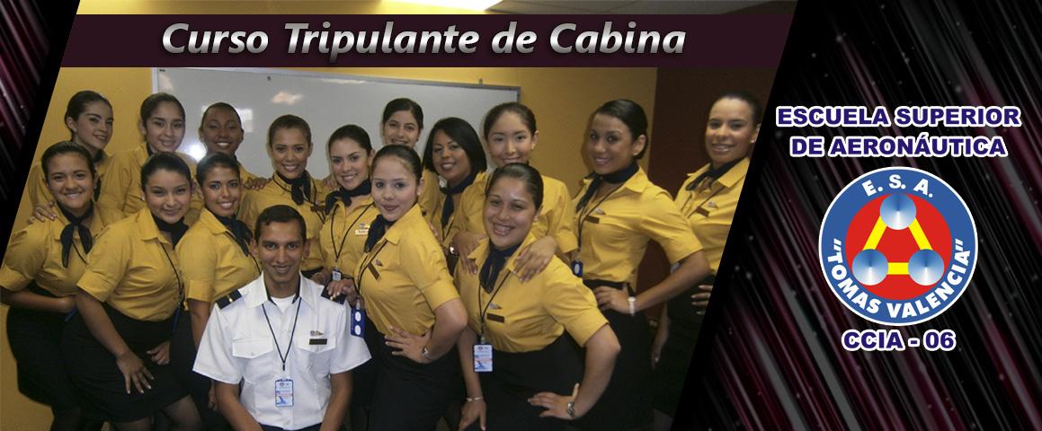 tripulante de Cabina